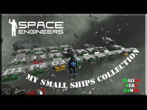 Space Engineer: Small Ships Collection