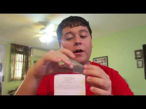 Creed Virgin Island Water Unboxing (Silver Cap, 2013 Edition)