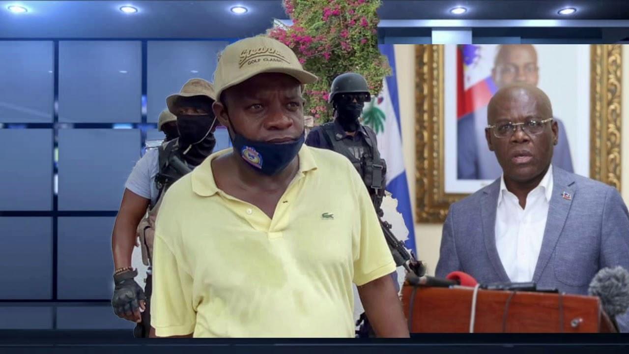 Nouvel Sa a Fenk Tonbe ! Me Vrè Rezon Jovenel Moise  Revoke Lucmane Ansyen Minis Jistis.