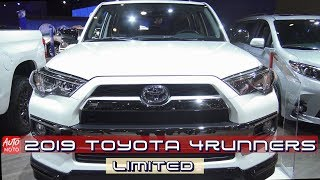 2019 Toyota 4Runners Limited  - Exterior And interior - 2019 CIAS Toronto