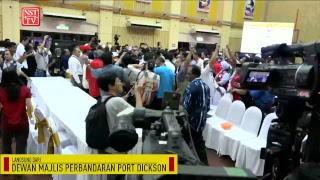 LIVE Vote counting process for P132 Port Dickson by-election