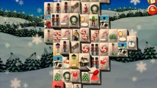 Mahjong Christmas (Gameplay) HD