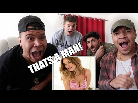 MAN OR WOMAN CHALLENGE!!
