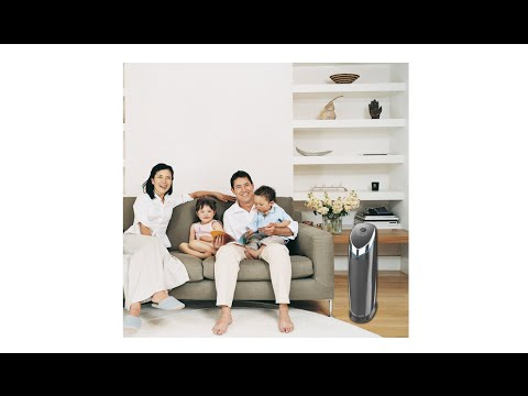 Best Air Purifier For Allergies : Germ Guardian AC5250PT Filter Air Purifier