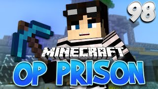 Minecraft OP Prison | Ep 98 | Rank Y and Now I'm Poor