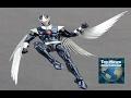 "Marvel Legends 6"" Guardians Of The Galaxy (Titus BAF Wave) Darkhawk Figure Review"