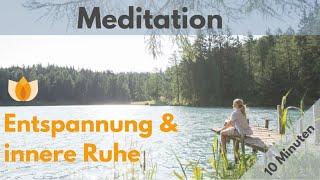 Entspannungsmeditation 10 Minuten mit Priska