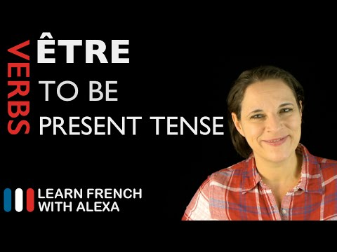 French verb to go present tense regular and irregular