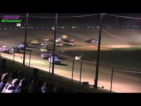 IMCA Stock Car A Feature Thunderhill Speedway 7 27 13