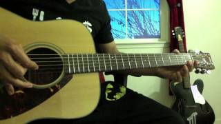 Tujhe Dekha To Yeh Jana Sanam - DDLJ - Acoustic Guitar Tabs
