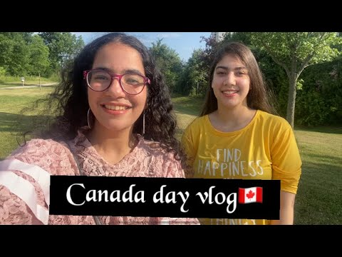 Canada Day Vlog|| Canada Day Amidst Pandemic