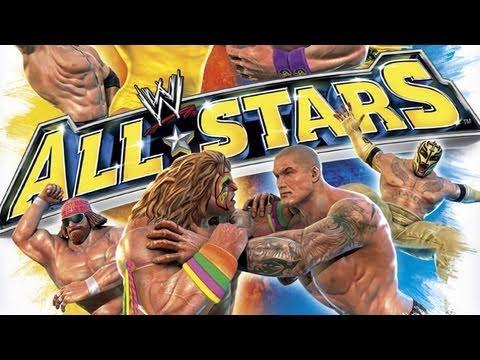 WWE: All Stars - Bret Hart vs Triple H Commentary (HD 720p)
