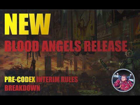 NEW Blood Angels Interim Rules Analysis