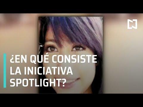 ¿En qué consiste la iniciativa Spotlight contra feminicidios? - Las Noticias con Danielle