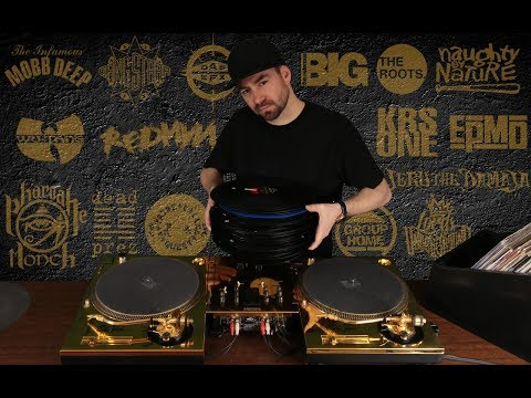 DJ FLY - The Golden Hip Hop Mix (Full Vinyl Set)