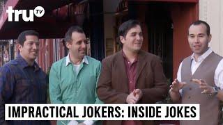 Impractical Jokers: Inside Jokes - Catching a Cougar | truTV