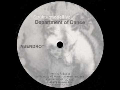 Department Of Dance - Abendrot