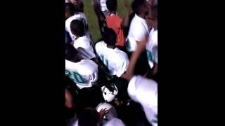 Greenwave football team waycross Georgia