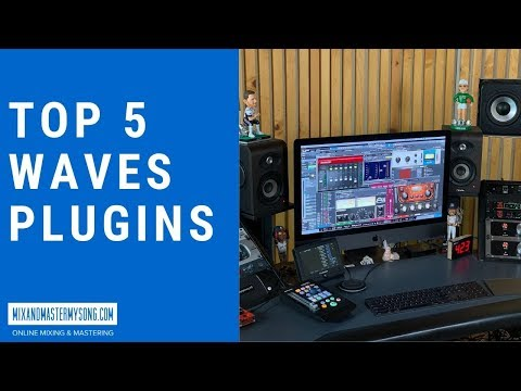 Top 5 Waves Plugins | Mix & Master My Song