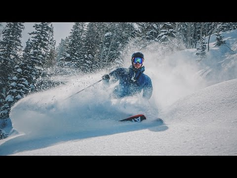 GoPro: Skiing Spring Pow At Steamboat  Resort