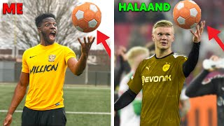 I Tested VIRAL Footballs from eBay.. 99.9% WORKS (Shoot Like Messi & Ronaldo)