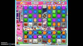 Candy Crush Level 1235 help w/audio tips, hints, tricks