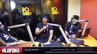 "El Alfa ""El Jefe"" visita sorpresa en Alofoke Radio Show (ENTREVISTA HISTÓRICA) thumbnail"