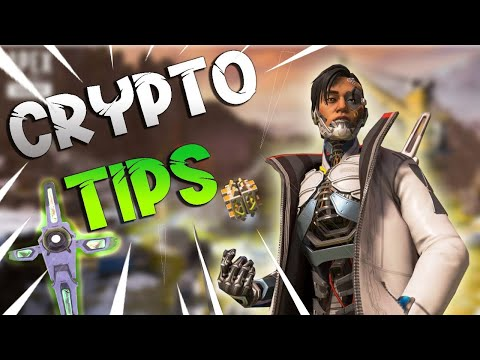 The ONLY Crypto Guide You Need! | Tips And Tricks| Best Crypto | Apex Legends (PS4)