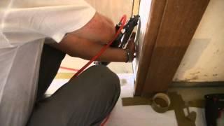 裝潢木工●歪斜的縫隙木工師傅如何填縫 thumbnail