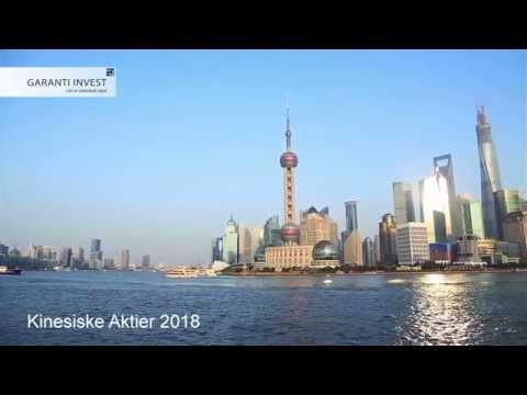 Garanti Invest Kinesiske Aktier 2018