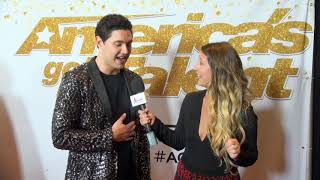 Daniel Emmet REVEALS His Goal If He Is AGT Winner | America