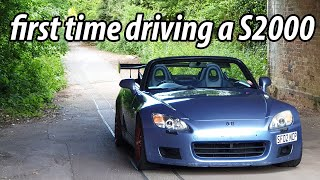 What's it like driving a s2000?
