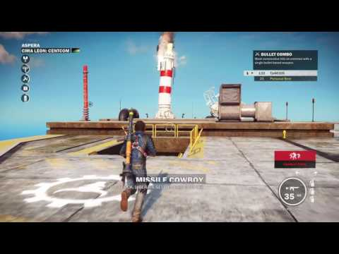 Just Cause 3 taking over the Region Central Command Base CimaLeon: Centcom