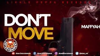 Maffyah - Don't Move [Audio Visualizer]