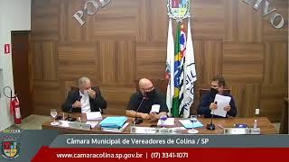 Câmara Municipal de Colina - 9ª Sessão Ordinária 07/06/2021