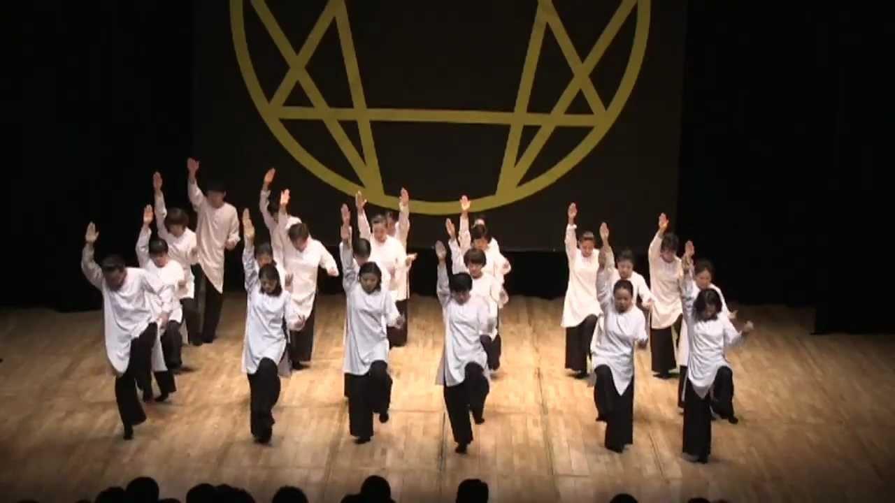 Gurdjieff Sacred Dance - Ho Yah