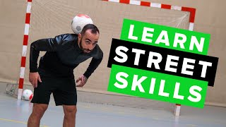 These 3 football skills will shock your team mates | LEARN THEM