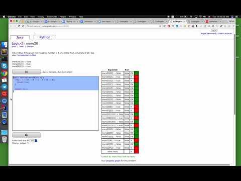 LR5 - как решать простые логические задачи на Java