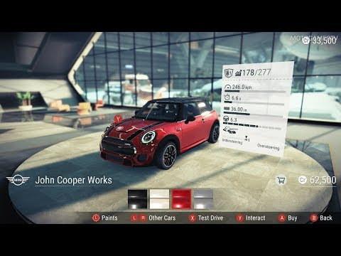 All Cars From Gear.Club Unlimited 2