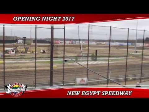 New Egypt Speedway - Opening Night 2017