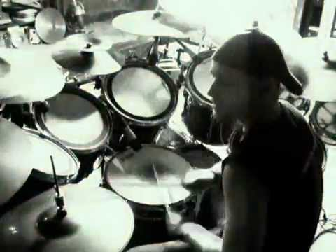 TRIUMPH Lay it on the line (Drum Cover)