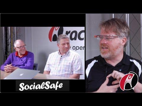"Lifelogging pioneer shows us a new social media ""safe"""