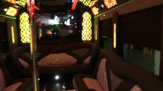CT Coach Luxury Limo Bus 45
