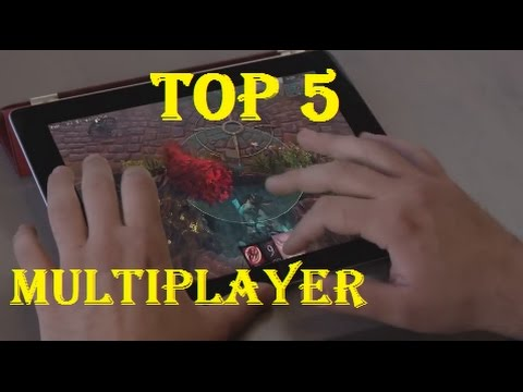 Top 5 Multiplayer Strategy Games For Android & IOS April 2017