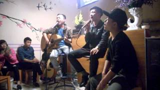 Kí ức vẹn nguyên (Ngài Ailee ft Thảo Law) - CLB Guitar Diễn Châu