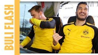 Ekel-Prüfung für BVB-Stars | Wer darf ins Dschungelcamp 2019?