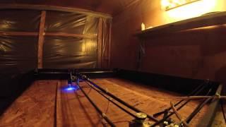 3W Arduino Laser Engraver Time Lapse