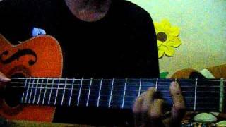 Dong Thoi Gian - guitar acoustic Lam Vu