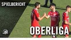 TuS RW Koblenz - TuS Koblenz (Oberliga Rheinland-Pfalz/Saar)