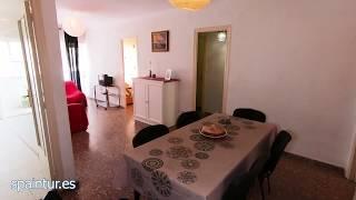 Аренда недорогой квартиры в Аликанте, Испания, Altozano, 3 комнаты, 3 этаж без лифта, можно под ВНЖ